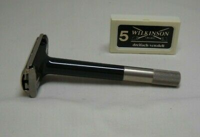 """Vintage Rare Wilkinson Sword """"Sticky"""" Safety Razor made in England"""
