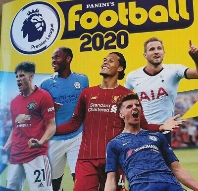 Panini Football 2020 Premier League Sticker Collection Numbers 1 - 225