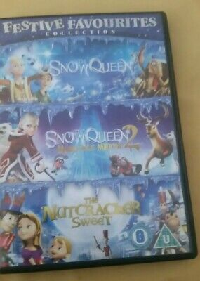 Festive Favourites Collection The Snow Queen The Snow Queen 2.. - DVD