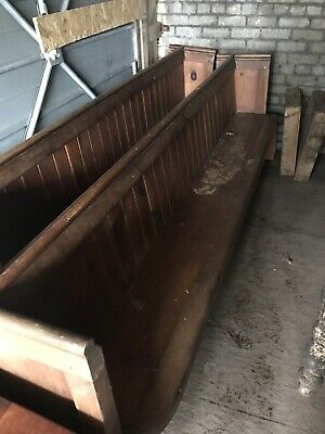 Large Church Pew