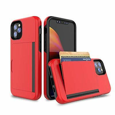 case cover for apple iPhone 6 6s 7 8  + X XS XR 11 PRO MAX For credit card slot