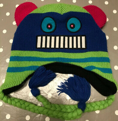 Childrens Monster Hat Age 5-9
