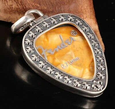 925 Silver Genuine Silver Pendant Plate Handmade Old Solid Collec