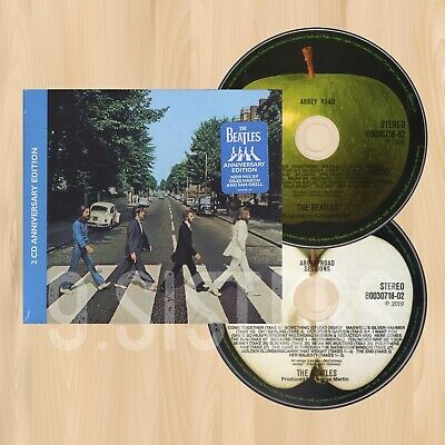 THE BEATLES Abbey Road (Anniversary Edition) 2CD SET Studio Demos 2019 Mix  1214