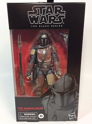 Star Wars The Black Series The Mandalorian 6-Inch PRE ORDER SHIPS MARCH 2020
