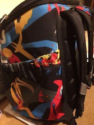 YUU bag Football Backpack - Excellent Condition. Accessories included