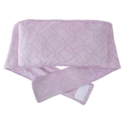 Relax and Warm Soothing & Fully Microwavable Back Warmer Cold Packs - Lilac