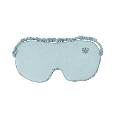 Relax and Soothing Luxury Cotton Eye Mask - Mint Green