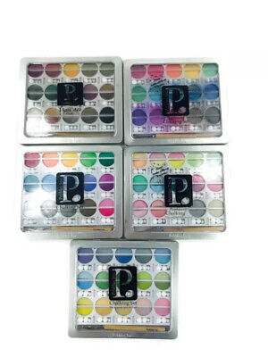 Classic Chalk Set by Pebbles Inc. 5 Packs of 30 Chalk Colors Variety of Colors