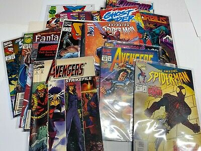 $4 Shipping Any Quantity $1.00 Each Over 1600 Marvel Comic Books YOU PICK