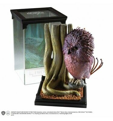 Fantastique Beasts Pliable Bowtruckle Noble Collection Sorciers World Jouet