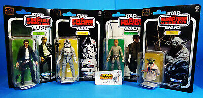 CHOOSE!💥Star Wars💥BLACK SERIES💥40th ANNIVERSARY💥6-Inch Action Figures💥NEW!