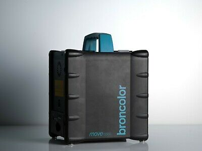 Broncolor Move 1200 L Kit 2 Heads Photography Lighting