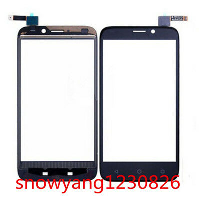 Front Outer Touch Screen Glass Digitizer For ZTE Maven 3 LTE Z835 5.0' Replace