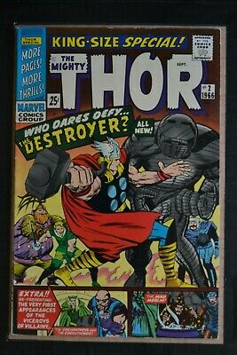 Thor King-Size Special# 2 : Very Fine- : Sept 1966 : Marvel Comics.{Comic Books}