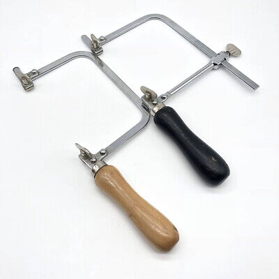 Adjustable DIY Outdoor Portable Handheld Saw Bow U-shaped Home Woodworking Tool