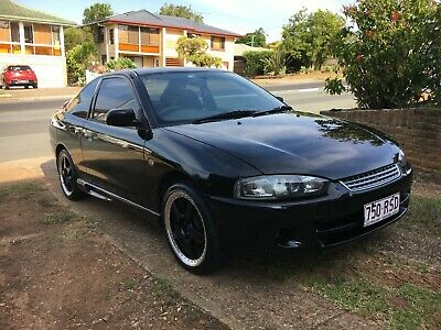 2002 Mitsubishi Lancer Coupe Manual Suit P Plater Or Fun First Car No Reserve
