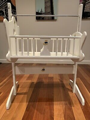 Timber Doll Cradle