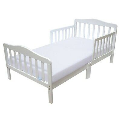 Babies R Us Finley Toddler Bed (white) Plus Mattress