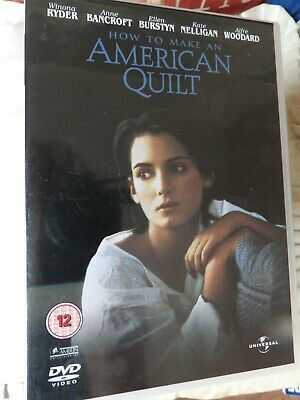 How To Make An American Quilt (1995) Winona Ryder Anne Bancroft