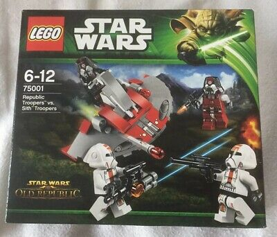 Sith Troopers NEU OVP LEGO Star Wars 75001 Republic Troopers vs