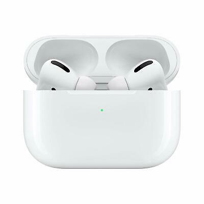 2019 Apple AirPods Pro MWP22AM/A Bluetooth w/ Wireless Charging Case US Warranty