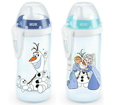 12 Months+ 300 ml Kiddy Cup Rocket NUK First Choice