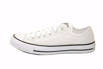 Converse Womens All Star 551625C Sneakers Regular White Size UK 3