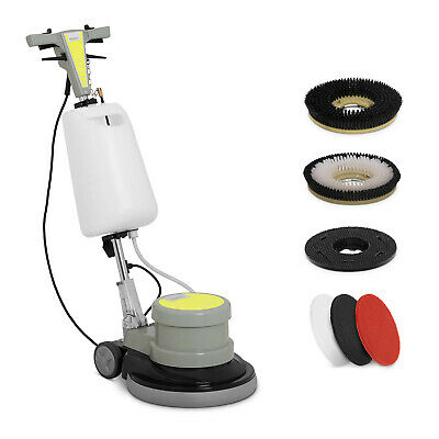 Floor Scrubber Machine Floor Polisher Scrubber Cleaning Polishing 155rpm ?17inch