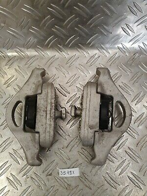 For Nissan Navara D40 Load Tie Down Cleats Load Clamps x2