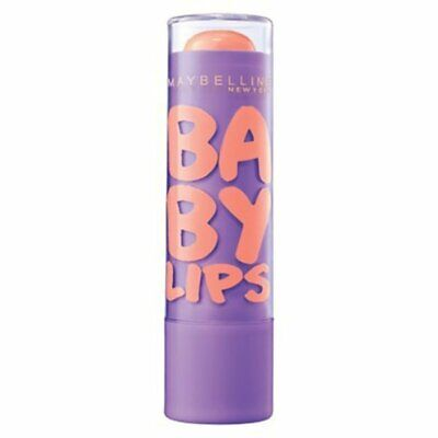 GEMEY MAYBELLINE - Baume à lèvres Baby Lips - Peach Kiss