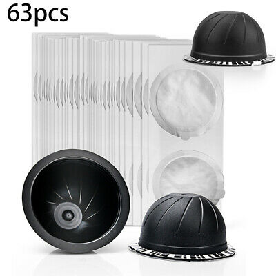 Refillable Coffee Capsule Cup For Nespresso Vertuo Coffee Capsule Elements Sale