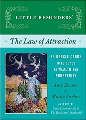 IC: Little Reminders Oracle - The Law of Attraction