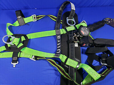 Miller/Honeywell Safety Harness Mfp7284654-1 With 2 Diablo Guardian Srl