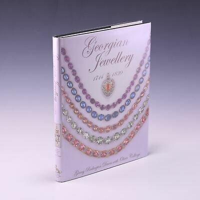 Georgian Jewellery 1714-1830 by Ginny Redington; VG/VG