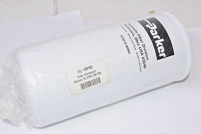 NEW Parker R750-H-0806A Hydraulic Filter Element