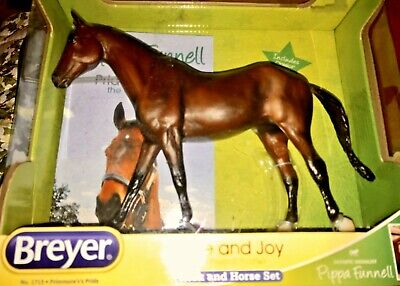 Breyer Pippa Funnell Primmores Pride Book and Horse Set Pride and Joy