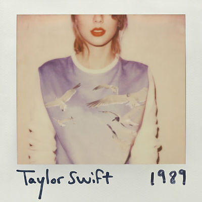 Taylor Swift - 1989 [New & Sealed] CD