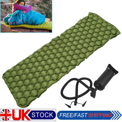 WolfWise 32-60F Ultralight Camping Sleep Mat with Built-in Pump
