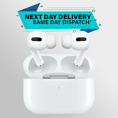 BRAND NEW SEALED - Apple AirPods Pro - White - NEXT DAY DELIVERY