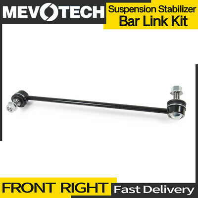 "2 Front Sway Bar Links Suspension Kit for Chevrolet Pontiac 9.86/"" Length To Cent"