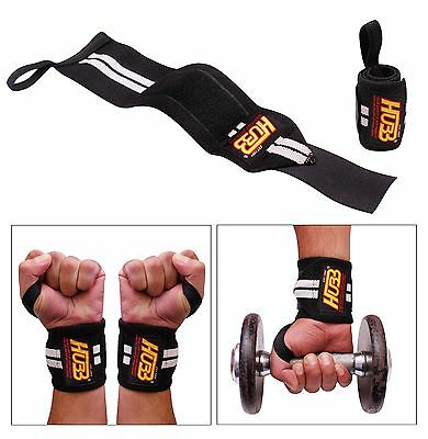 Weight Lifting Wrist Wraps Exercise Bandage Fitness Hand Support Wraps Gym Strap