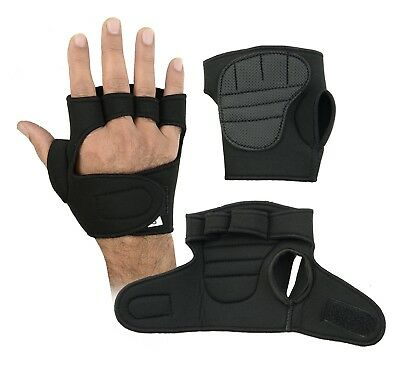 Body Building Gym Gloves Weight Lifting Fitness Training Sports Crossfit Gloves