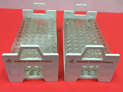 American Scientific Products - Test Tube Rack - LOT OF (2)
