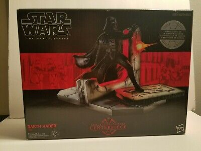 Brand new and Sealed Star Wars The Black Series Centerpiece Darth Vader.