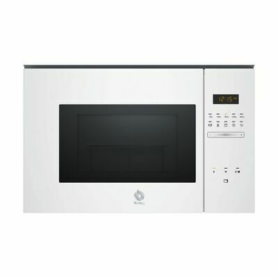 Microwave Oven Integrierbar Balay 3CG5172B0 20 L 800 W Grill White