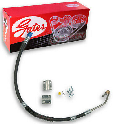 Gates Pump To Hydroboost Power Steering Pressure Line Hose Assembly For Cu