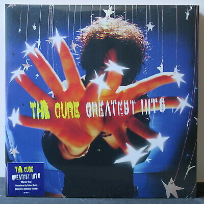 CURE 'Greatest Hits' Gatefold Remastered 180g Vinyl 2LP NEW/SEALED