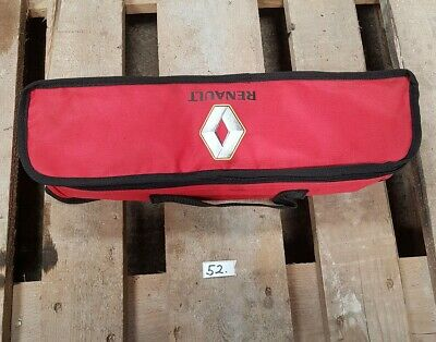 For RENAULT CAPTUR EMERGENCY FIRST AID MEDICAL KIT COMPLETE 2016