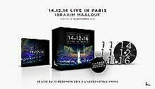 14.12.16 - Live in Paris (Coffret 2CD+DVD) de Ibrahim Maalouf | CD | état neuf